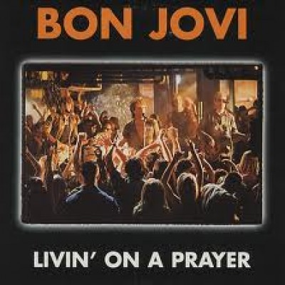 Livin' on a Prayer Artwork