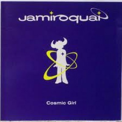 Cosmic Girl Artwork