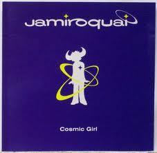 Cosmic Girl Artwork