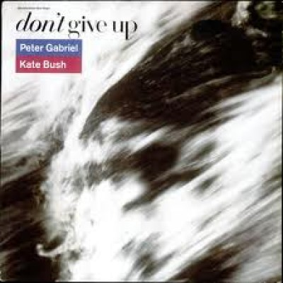 Don't Give Up Artwork
