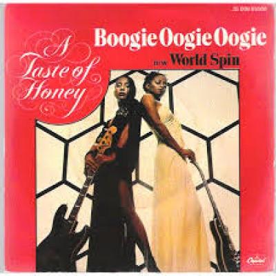 Boogie Oogie Oogie Artwork
