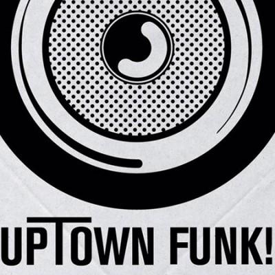 Uptown Funk Artwork