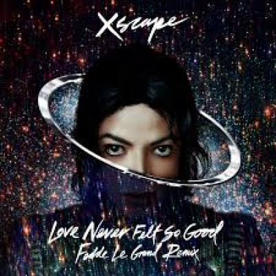 Love Never Felt So Good Artwork