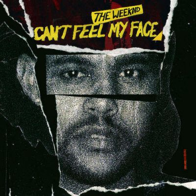 Can't Feel My Face Artwork