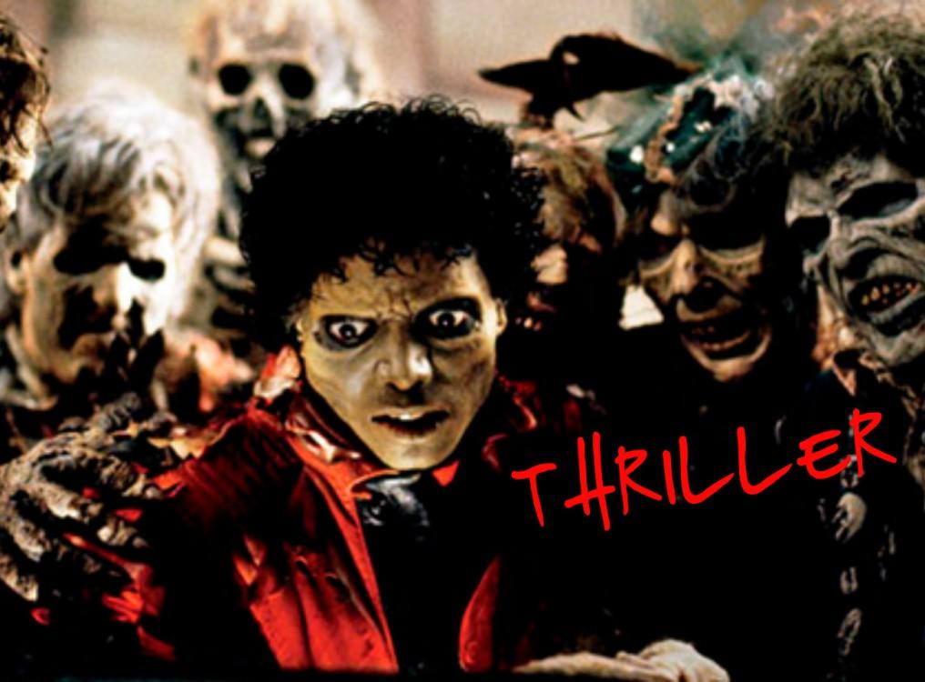Thriller Artwork