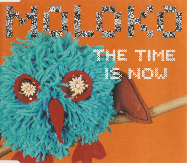The Time Is Now Artwork