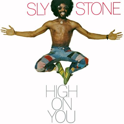 High On You Artwork
