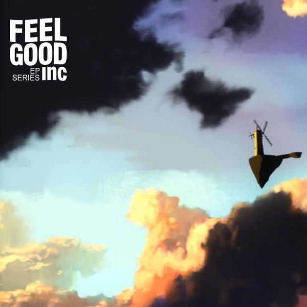 Feel Good Inc. Artwork