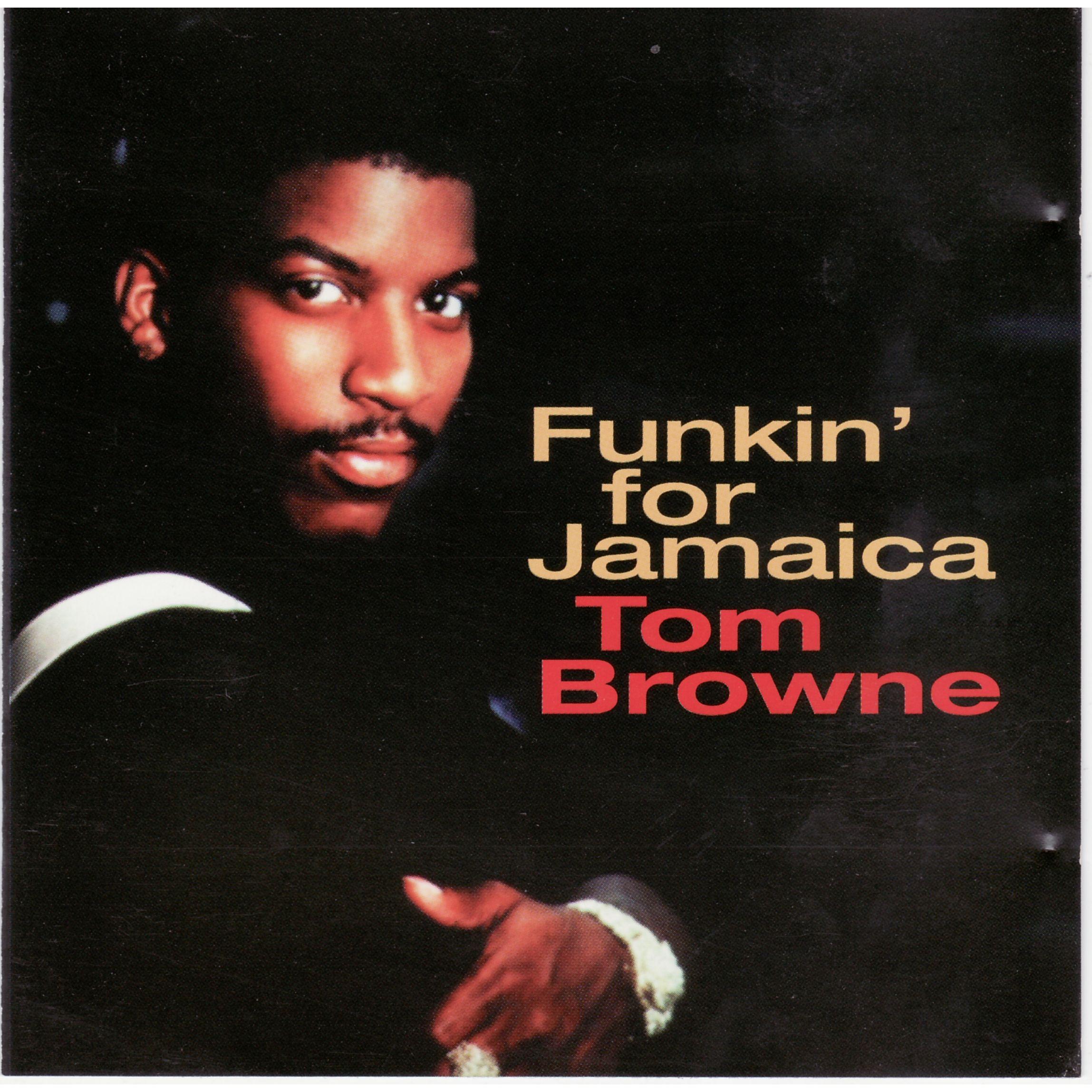Funkin' for Jamaica Artwork