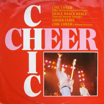 Chic Cheer Artwork