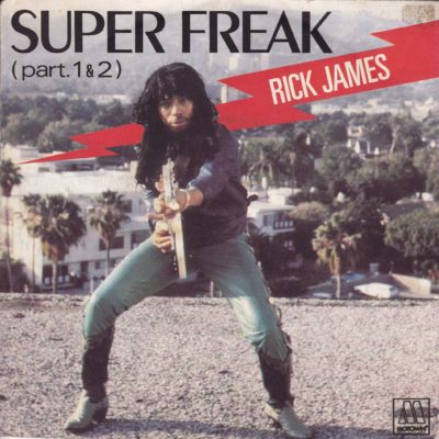 Super Freak Artwork