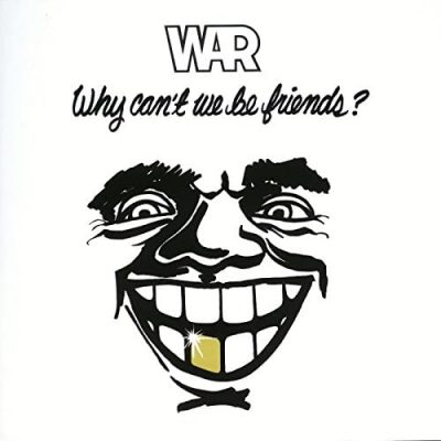 Why Can't We Be Friends? Artwork
