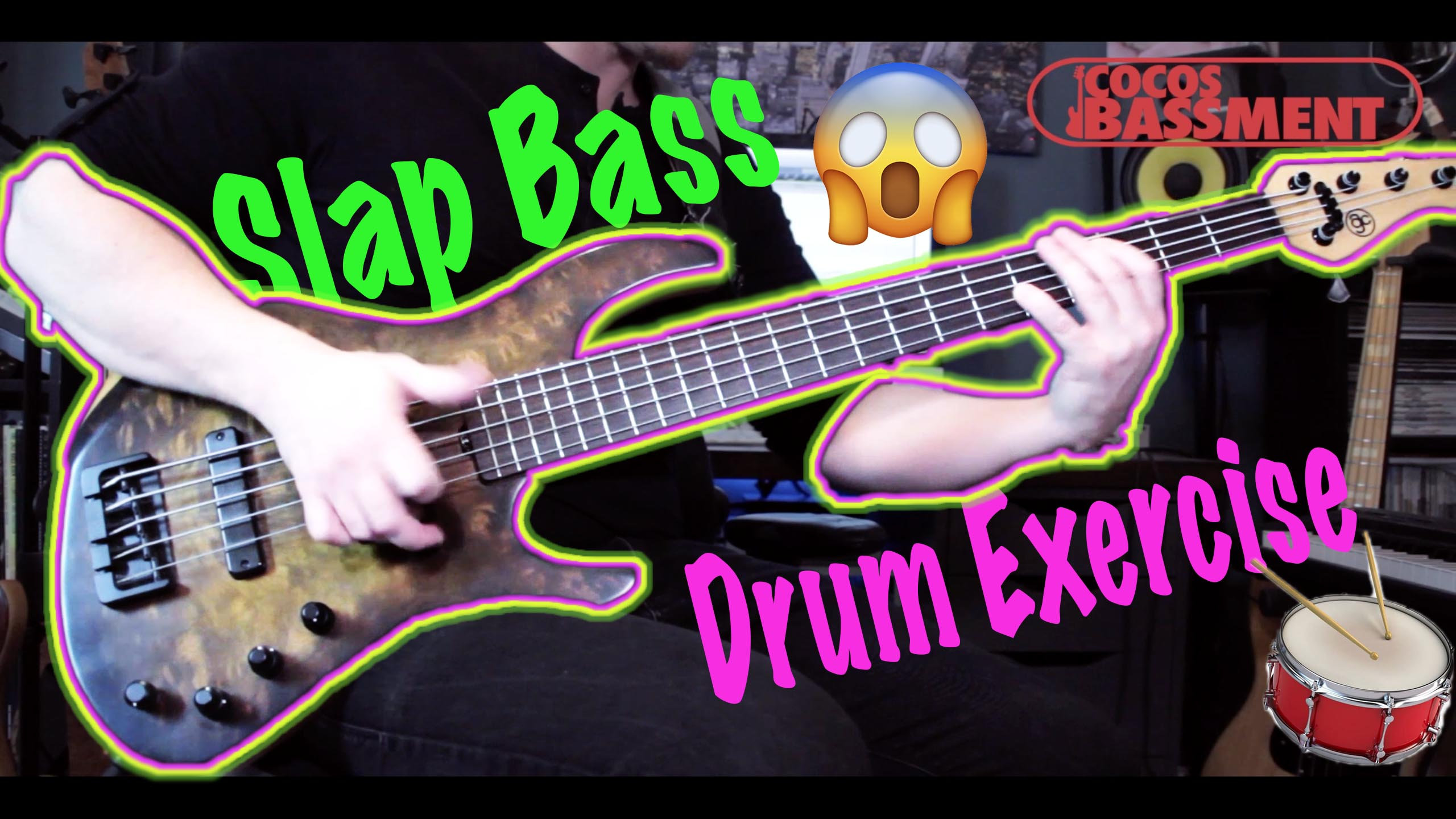 Cocos Bassment – Free Bass Transcriptions & Lessons